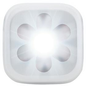 Knog Blinder Front Light 1 White Led, Flower, silver